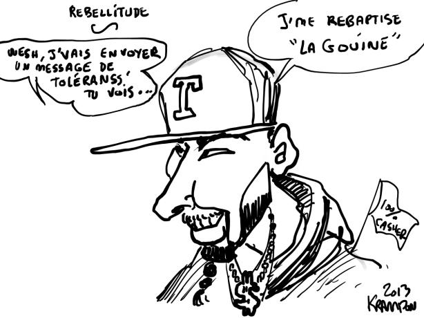 La Gouine